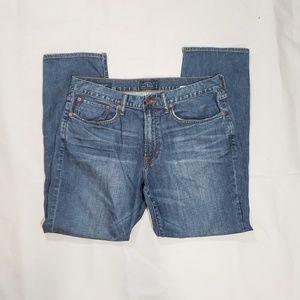 Lucky Brand Men's 121 Heritage slim Jeans 36x30